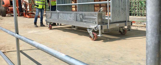 Hilmerson Safety Rail System