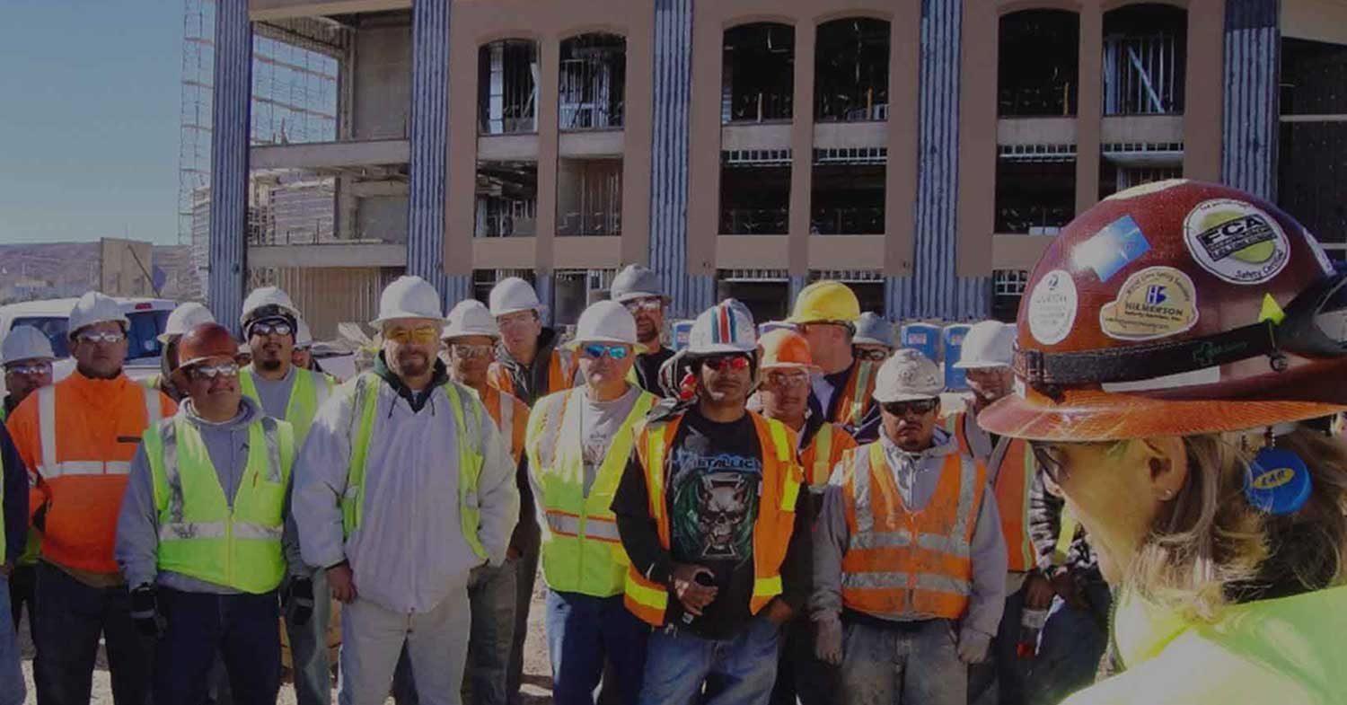 Hilmerson Safety Services - Construction Safety