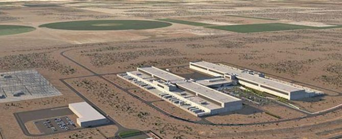 Eagle Mountain Data Center Facebook Hilmerson Services