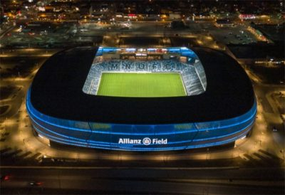 Allianz Field Hilmerson Safety