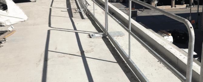 5th & Brazos - Austin, TX - Hilmerson Safety Rail System™