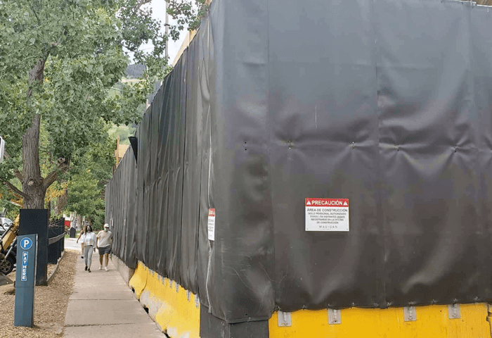 Mountain Forge – Aspen, CO – Hilmerson Barrier Fence System™