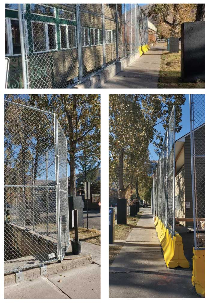 Hilmerson Barrier Fence System™ Aspen Colorado