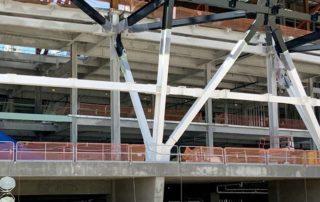Allegiant Stadium - Las Vegas, NV – Hilmerson Safety Rail System™