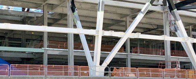 Allegiant Stadium Raider Stadium Hilmerson Safety