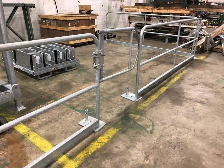 Hilmerson Safety Rail System™