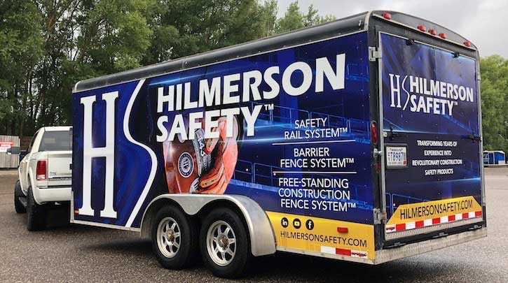 """Hilmerson Safety Trailer - Who is Deb Hilmerson, and why did she decide """"this is how we do it"""" isn't good enough?"""