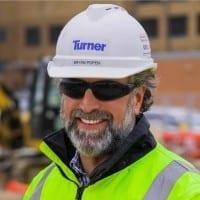Bryan Popen Turner Construction Hilmerson Safety
