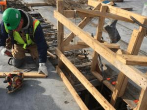 Wood Guardrails