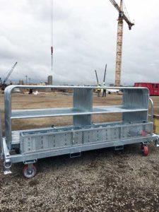 Hilmerson Safety Rail System Kit