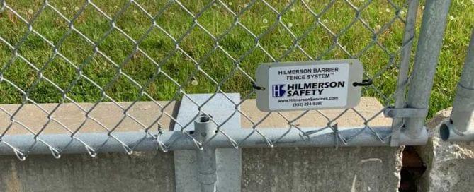 Side Saddle Bracket™ Hilmerson Safety™