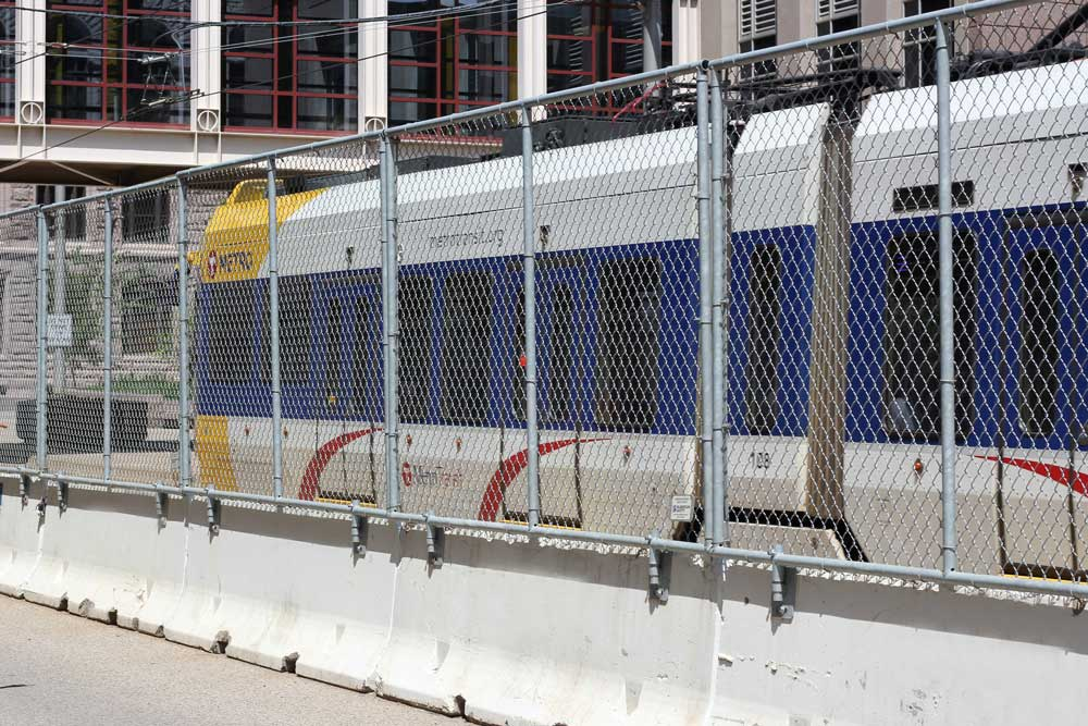 Hilmerson Barrier Fence System
