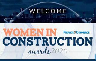 Top Women in Construction Award