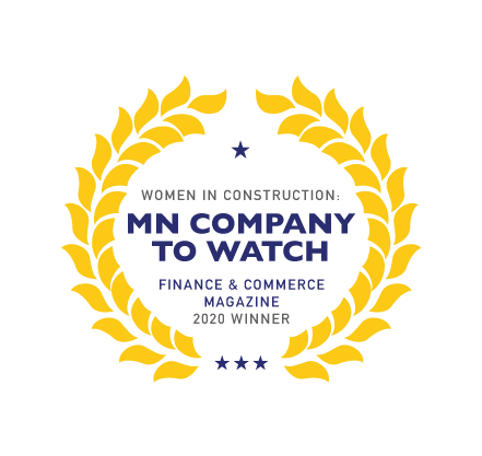 Women In Construction MN Company to Watch Finance & Commerce Magazine 2020 Winner Hilmerson Safety