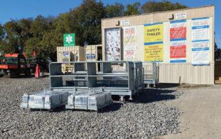 Nashville SC MLS Stadium – Nashville, TN – Hilmerson Safety Rail System™