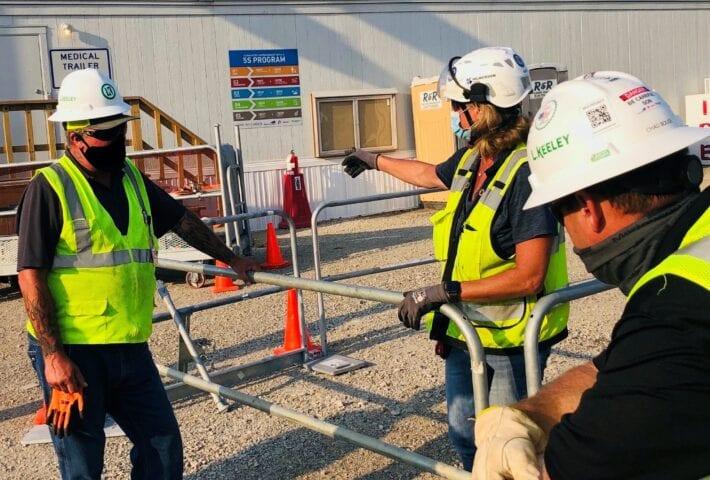 Lean Safety on the construction Jobsite Deb Hilmerson Lean Builder Article