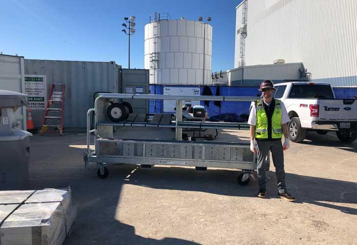 Garrett - Guardrail Kits and Applications Hilmerson Safety Rail System™