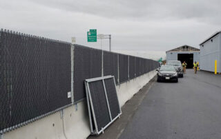 Delucca Fence Company, Inc. - Boston, MA - Hilmerson Barrier Fence System™
