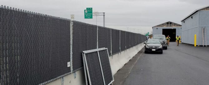 Delucca Fence Company, Inc. – Boston, MA – Hilmerson Barrier Fence System™