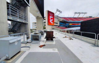 Super Bowl Hilmerson Safety Rail System