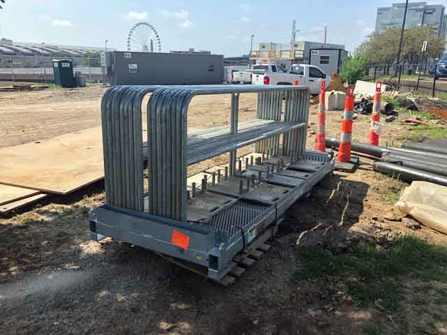 Guardrail Kits and Applications Hilmerson Safety Rail System™