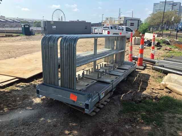 Hilmerson Safety Rail Kit