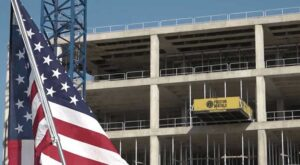 Hilmerson Safety Rail System™ - American Made - Construction Safety - at Construction Site