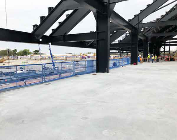 Hilmerson Safety® Case Study: Mortenson Helps Usher in a New Era of Fall Protection - Nashville MLS Stadium Construction