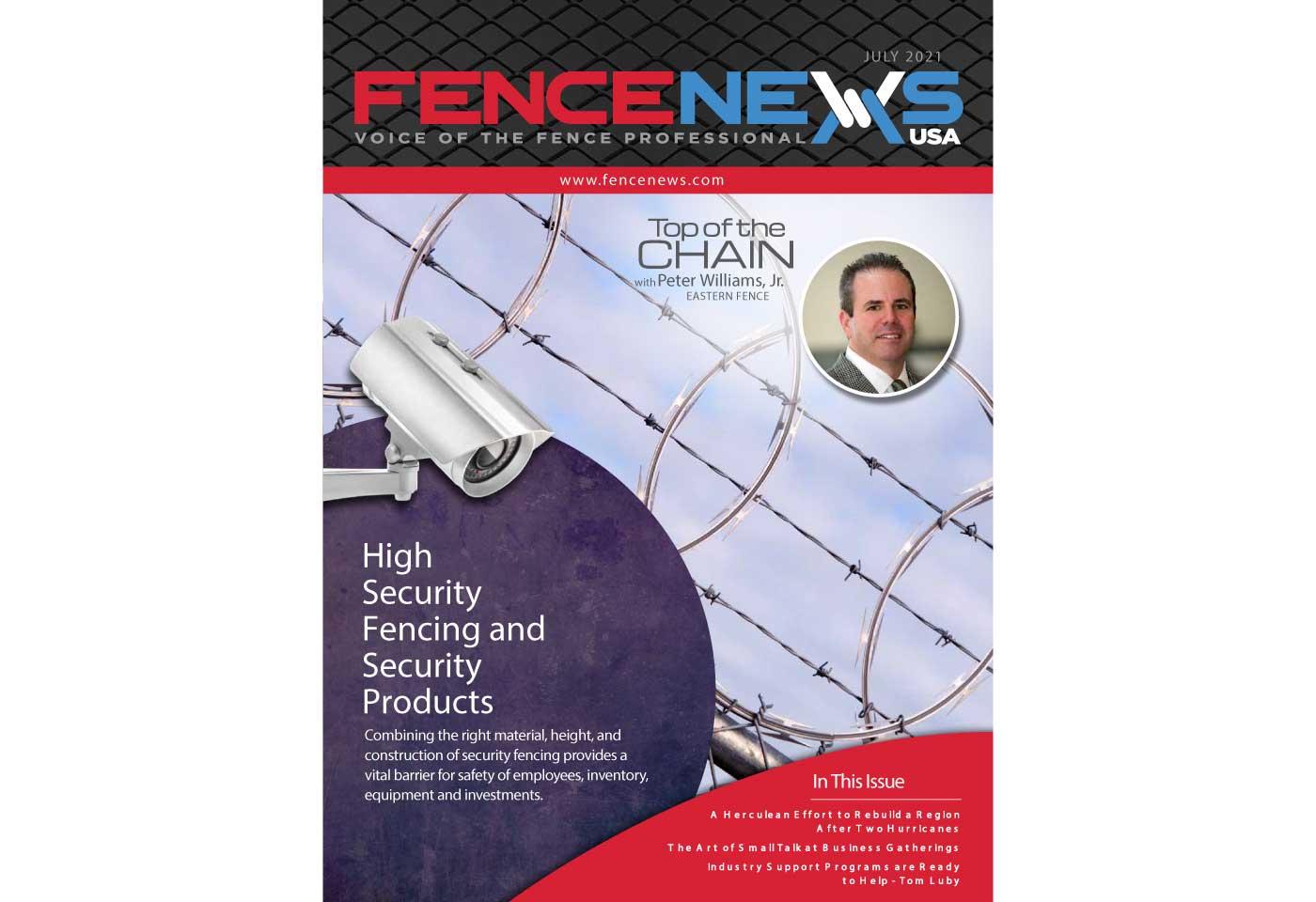Fence News Magazine