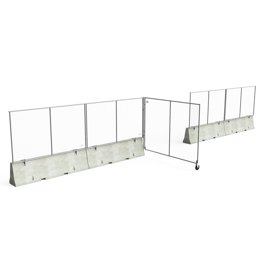 Access Gate - Temporary Fence - Barrier Fence